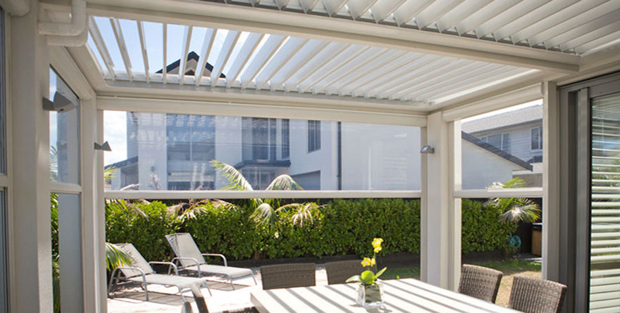 Opening Roof By National Patios Canberra And Act Region