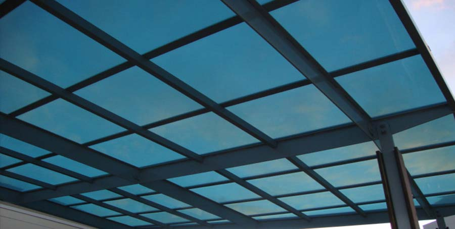 Polycarbonate sunglaze by national patios