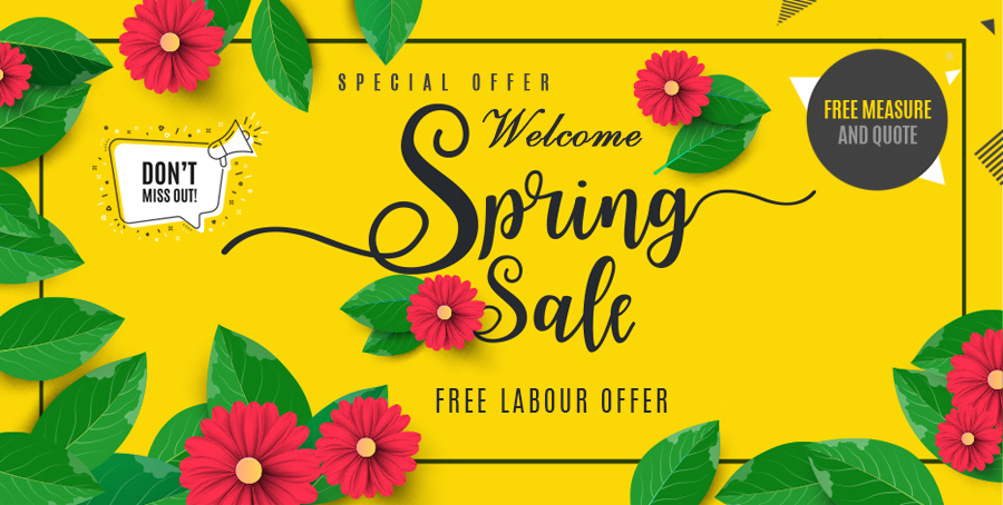 Spring Offers Banner